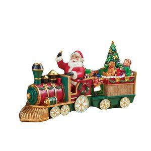 Santa Train Led Light